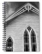 St Peter United Methodist Church-digital Art Spiral Notebook