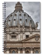 St. Peter's Basilica Spiral Notebook