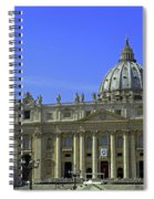 St Peters Basilica Spiral Notebook