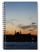 St. Petersburg Spiral Notebook