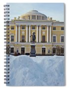 St Petersburg, Russia, Pavlovsk Palace Spiral Notebook