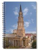 St Philips Episcopal Church Spiral Notebook