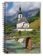 St. Sebastian Church Spiral Notebook
