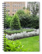 St. Stephen's Garden Spiral Notebook
