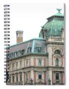 St Stephens Square One Way Vienna Spiral Notebook