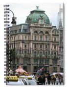 St Stephens Square Vienna Spiral Notebook