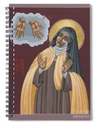 St Teresa Of Avila 177 Spiral Notebook