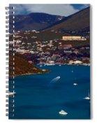 St. Thomas Bay Spiral Notebook