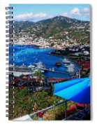 St. Thomas - Caribbean Spiral Notebook