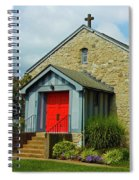 St. Timothy's Episcopal Church Spiral Notebook