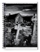 St Tudno's Church Spiral Notebook