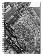 St. Vitus Cathedral 1 Spiral Notebook