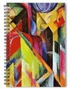Stables 1913 Spiral Notebook