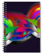 Stack Spiral Notebook