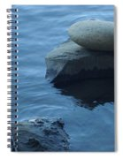 Stacked Spiral Notebook