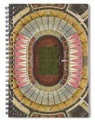 Stadium  Spiral Notebook