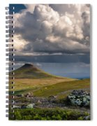 Staedjan Spiral Notebook