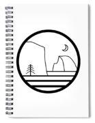 Staff Logo Spiral Notebook