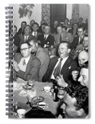 Stag Dinner And Awards Monterey Peninsula Country Club, Pebble Beach 1950 Spiral Notebook