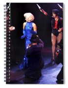 Stage Show Paparazzi Spiral Notebook