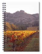 Stags Leap Wine Cellars Napa Spiral Notebook