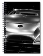 Stainless Smile Spiral Notebook