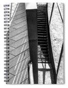 Stair Trap Spiral Notebook