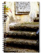 Stairs To Life Spiral Notebook