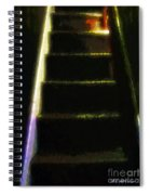 Stairs To The Madwoman's Attic Spiral Notebook