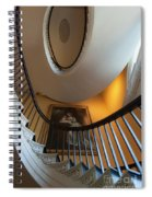Stairs To The Top Spiral Notebook