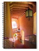 Stairway Spiral Notebook