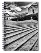 Stairway In Sicily Spiral Notebook