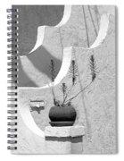 Stairway Plant Spiral Notebook