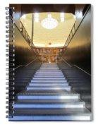 Stairway To Knowledge Spiral Notebook