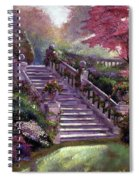 Stairway To My Heart Spiral Notebook