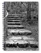 Stairway To Nature Spiral Notebook