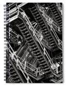 Stairwell Hell Spiral Notebook