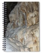 Stalactite Formations Spiral Notebook