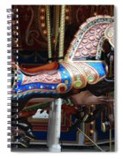 Stallion Spiral Notebook