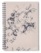 Stallions Inc. Spiral Notebook