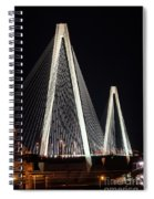 Stan Musial Veterans Bridge Spiral Notebook