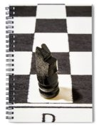 Stand Up For The Dark Horses Spiral Notebook