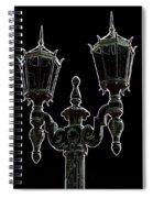 Standing Guard Spiral Notebook