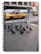Standing Guard Spiral Notebook