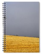 Standing Proudly Spiral Notebook