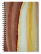 Standing Race Original Painting Spiral Notebook