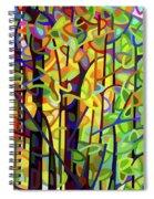 Standing Room Only - Crop Spiral Notebook