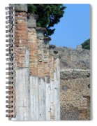 Standing The Test Of Time Spiral Notebook