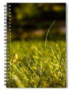 Standing Up Spiral Notebook