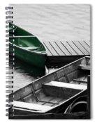 Standout Spiral Notebook
